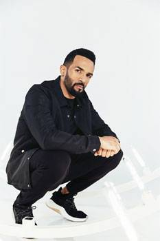 Craig David The Time Is Now!