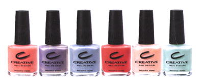 Creative Nails Spring Colour Collection