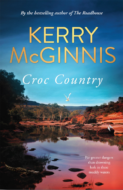 Croc Country Book Interview