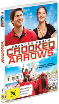 Crooked Arrows DVD