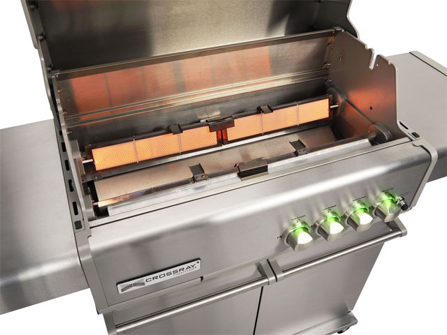 Generational change delivers Crossray BBQ, the easiest all-you-need cooking system