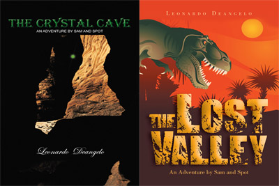 The Crystal Cave and The Lost Valley