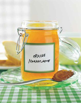 CSR In a hurry Orange Marmalade & Lime Marmalade