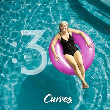 Take 30 on the Curves Circuit