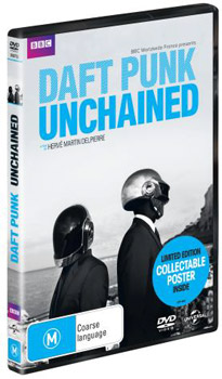 Daft Punk Unchained DVD