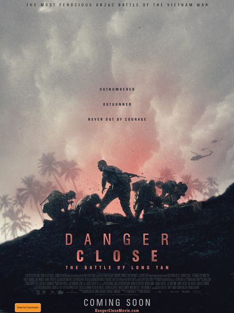 Danger Close Advance Screening Tickets