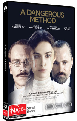 A Dangerous Method DVD
