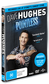 Dave Hughes: Pointless DVD