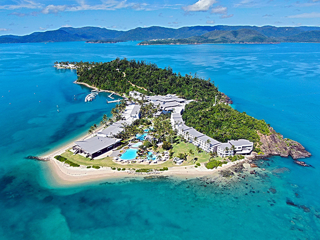 Daydream Island Resort and Living Reef