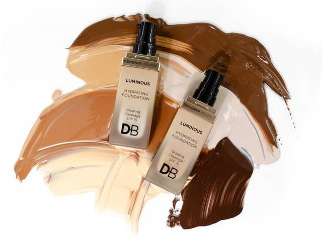 DB Cosmetics Luminous Hydrating Foundation