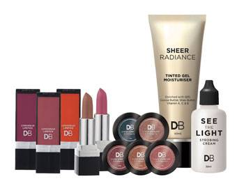 Designer Brands Cosmetics Stay Radiant Collection
