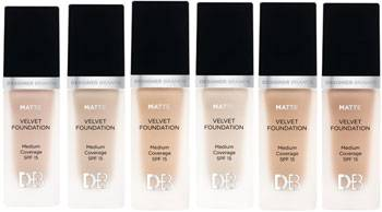 DB Cosmetics Velvet Matte Foundation