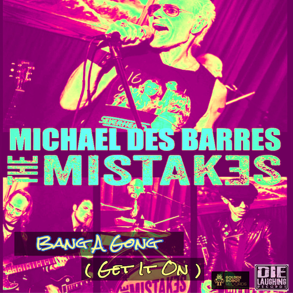 Michael Des Barres and The Mistakes