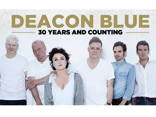 Deacon Blue Australian Tour