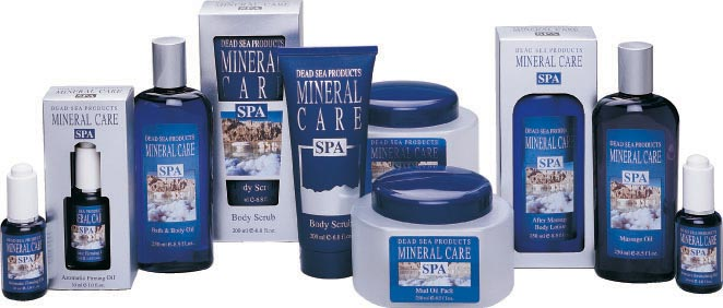 dead sea minerals products
