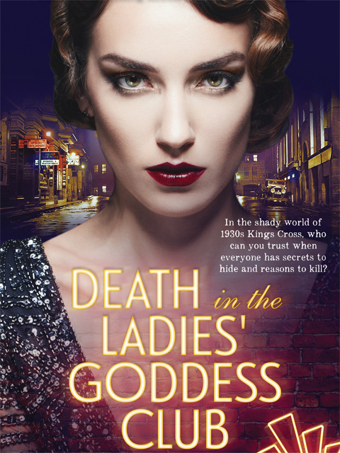 Death in the Ladies' Goddess Club