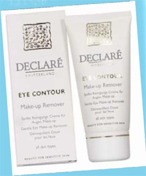 Declare Switzerland Eye Contour Gentle Eye Make-up Remover