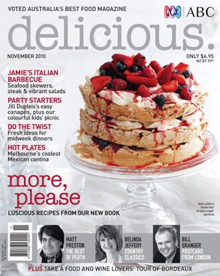 ABC delicious Scoops Food Awards