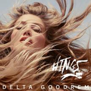 Delta Goodrem Wings Hits Number 1 On ARIA Chart