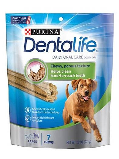 Purina Dentalife Dog Packs