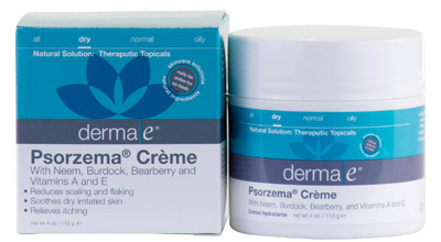 Derma e Psorzema Crème and Body Wash