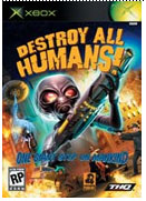 Destroy All Humans One Giant Step On Mankind Xbox Game Review
