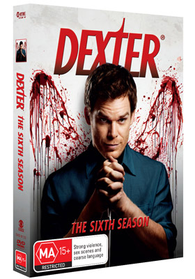 Michael C. Hall Dexter Season 6 DVD Interview
