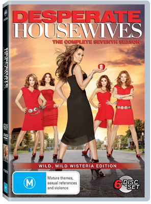 Desperate Housewives Season 7 DVD