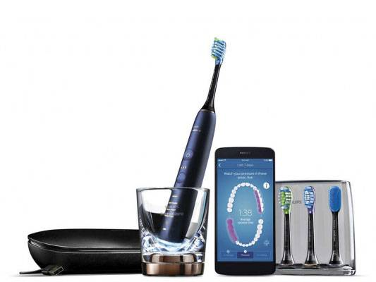 DiamondClean Smart Toothbrush