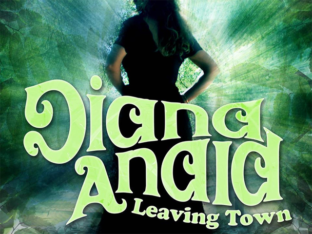 Diana Anaid The Leaving Town Tour