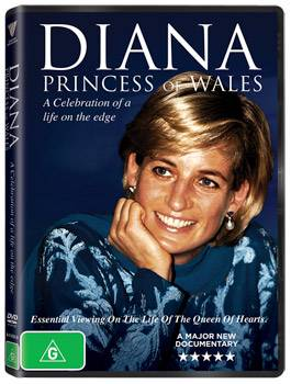 Diana Princess of Wales: A Celebration Of A Life On The Edge DVD