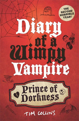 Diary of a Wimpy Vampire Prince of Dorkness
