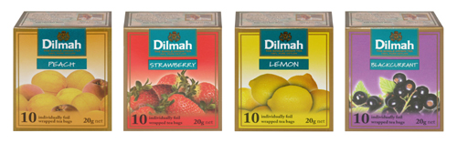 Dilmah Fruit Tea