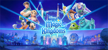 Disney Magic Kingdoms on Smartphones and Tablets