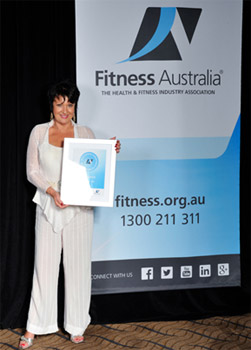 Di Williams 2013 Fitness Industry Roll of Honour Interview