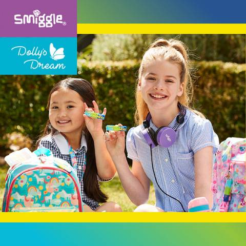 Dolly's Dream & Smiggle