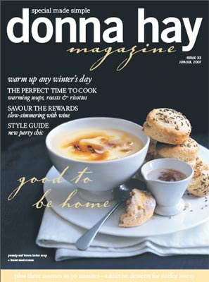 Donna Hay Magazine Issue 33