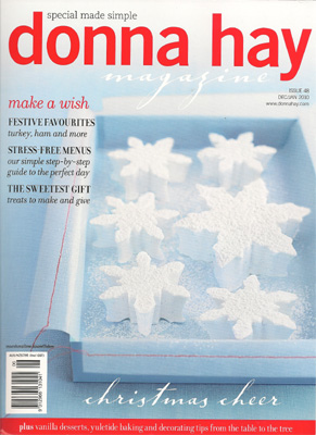 Donna Hay Magazine Issue 48 Christmas Cheer