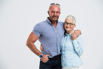 Doreen McManis Specsavers Spectacle Wearer of the Year Interview