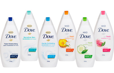 Dove Go Fresh Revive Nourishing Body Wash