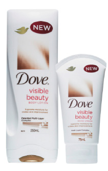 Dove Visible Beauty