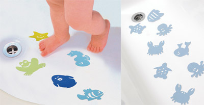 Dreambaby Bath Strips and Bath Mats
