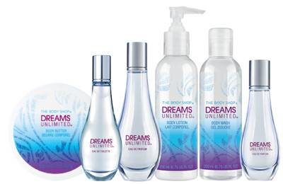 Dreams Unlimited Fragrance Collection