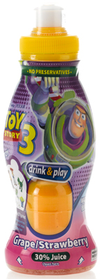 Drink and Play Fruit Drink