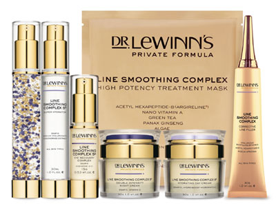 Dr. LeWinn's Line Smoothing Complex
