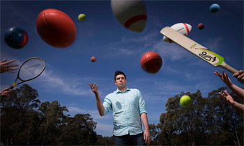 Dr Stewart Vella Kid Sport Dropouts Higher Risk of Mental Health Problems Interview