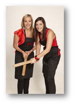 Dry July My Kitchen Rules Tasmanian duo Alison & Ester Interview