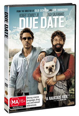 Due Date DVD
