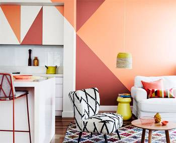 Dulux Autumn Colour Trend Prediction: Bright and Bold