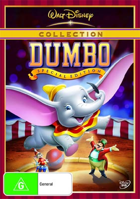 dumbo special edition dvd